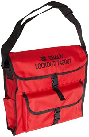 "Brady Lockout Satchel, Legend ""Brady Lockout/Tagout"""