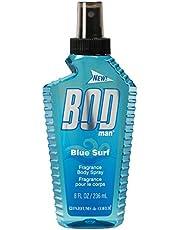 BOD Man Blue Surf 8oz Fragrance Body Spray