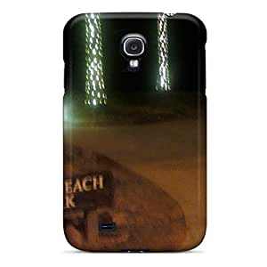 Excellent Design Main Beach Phone Case For Galaxy S4 Premium Tpu Case by lolosakes
