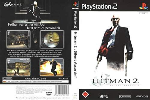 Hitman 2 Silent Assassin Playstation 2 Sony Playstation 2