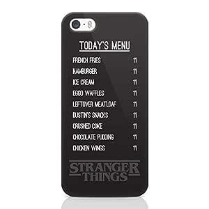 Loud UniverSE TV Show Stranger Things iPhone SE CaSE 11 Stranger Things iPhone SE Cover with 3d Wrap around Edges