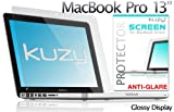 Kuzy - 13-inch Anti-Glare Screen Protector Film for Apple MacBook Pro 13.3