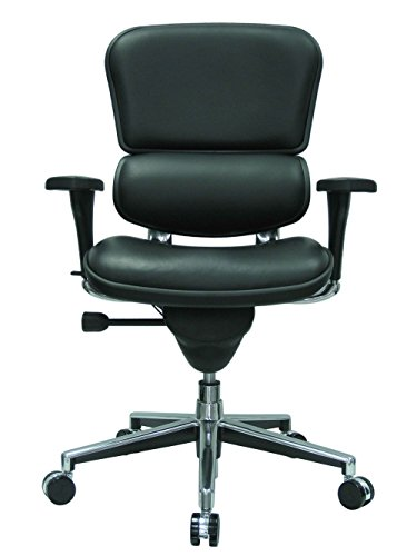 - Ergohuman Leather High Back Ergonomic Chair Dimensions: 26
