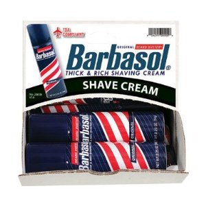 Barbasol 2 25 oz 3 Pack
