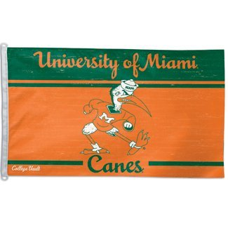 ncaa college vault miami hurricanes