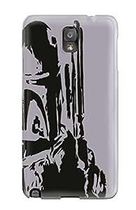 Premium Tpu Boba Fett Star Wars Cover Skin For Galaxy Note 3