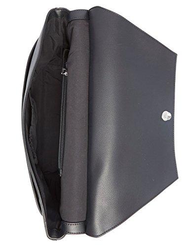 BORSA SHOPPERS DONNA CALVIN KLEIN (NERO) 26cm x 40cm x 10cm.