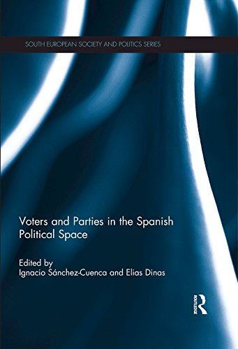 Voters and Parties in the Spanish Political Space (South European Society and -