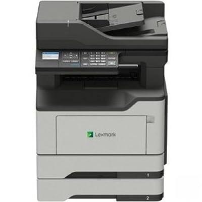 Lexmark MX320 MX321adn Laser Multifunction Printer - Monochrome - Plain Paper Print - Desktop - Copier/Fax/Printer/Scanner - 38 ppm Mono Print - 1200 x 1200 dpi Print - Automatic Duplex Print - 1 x In
