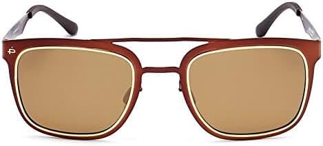 "PRIVE REVAUX ""The Assassin"" Handcrafted Designer Polarized Retro Sunglasses"