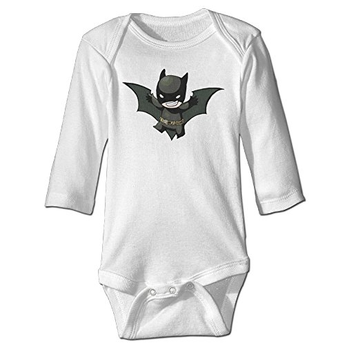 Chibi Batman Dand Robin Cut Cute Baby Onesie Cotton Baby Outfits (Robin Outfit For Babies)