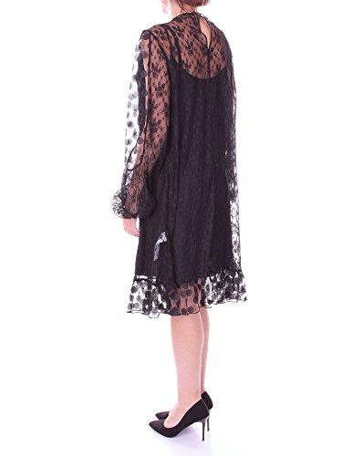 Schwarz Damen Kleid Kurzes blugirl 22378 nUBIx1