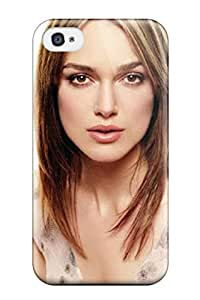 Awesome Design Keira Knightleys Hard Case Cover For Iphone 4/4s by lolosakes