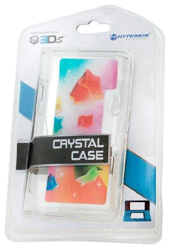 3DS Crystal Case Case plus 3D Sticker