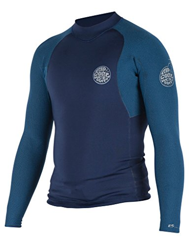 (Rip Curl E Bomb 1.5mm Long Sleeve Wetsuit Jacket)