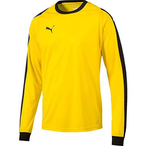 PUMA LIGA GK Shirt Size L Yellow
