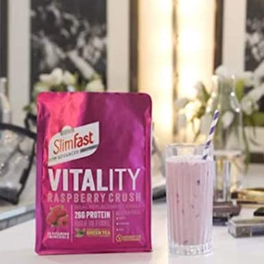 SlimFast Advanced Vitality - Kit de iniciación para 7 días ...