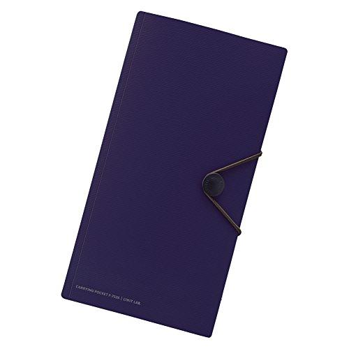 リヒトラブ キャリングポケット for TRAVEL  F7526-11  ネイビー