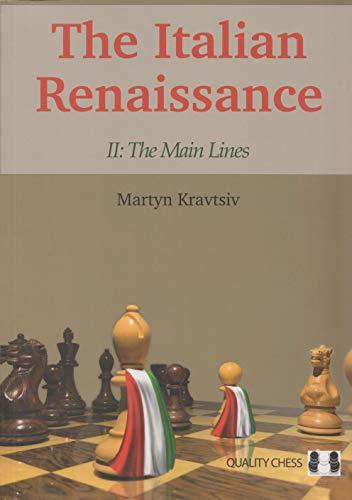 The Italian Renaissance - II: Main Lines