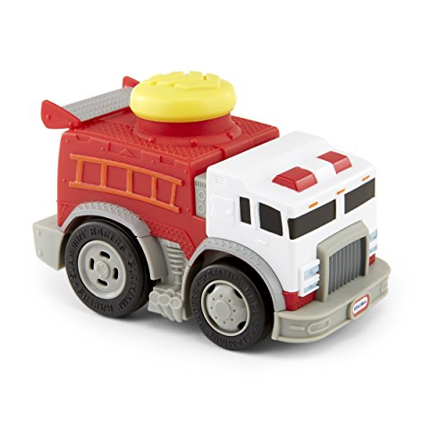 (Little Tikes 647277 Slammin' Racers Fire Engine Toy, Multicolor)