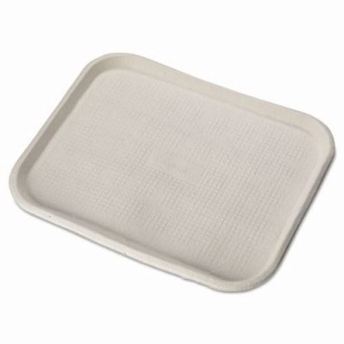 Chinet 20804CT Savaday Molded Fiber Food Trays, 14 x 18, White, Rectangular (Case of (Chinet Savaday Food Tray)