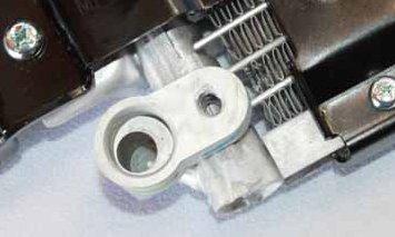 TYC 4945 Chevrolet Geo Tracker Parallel Flow Replacement Condenser