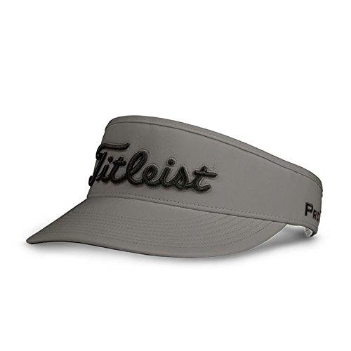 - Titleist Golf Visors (Tour, Tour Performance and Low Profile Tour) (Free, Tour Visor, Charcoal/Black)