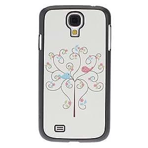 GHK - Birds Pattern Hard Case for Samsung Galaxy S4 I9500