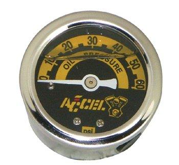 ACCEL 88032 Pressure Gauge by ACCEL