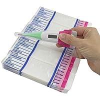 100 Stück Schutzhüllen für Fieberthermometer von Medi-Inn