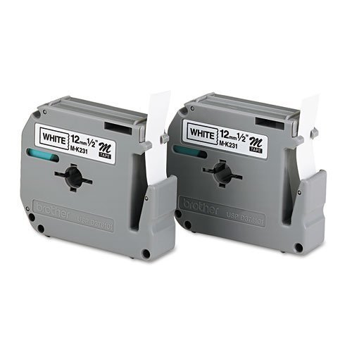 BRTM2312PK - M Series Tape Cartridges for P-Touch Labelers