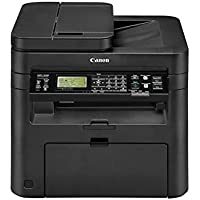Canon 1418C021 imageCLASS MF244dw Mono Laser MFP (28 ppm) (512 MB) (1200 x 1200 dpi) (Max Duty Cycle 15000 Pages) (p/s/c) (Duplex) (USB) (Ethernet) (Wireless) (250 Sheet Input Tray) (35 Sheet ADF)