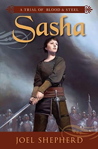 book cover of Sasha