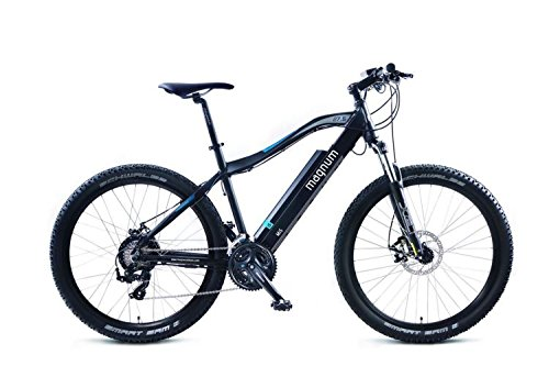 Magnum Mi5 - Electric Mountain Bicycle - 350W motor - 36V/ 13Ah Samsung Battery - TOP SPEED 22MPH