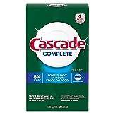 Cascade Complete Powder All-in-1 Dishwasher Detergent - 75 oz - Fresh - 2 pk