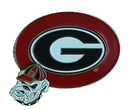 - Alumni Association Georgia Bulldogs Lapel Pin Gold