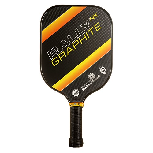 - Pickleball Paddle - Rally NX Graphite Pickleball Paddle | Composite Honeycomb Core, Graphite Carbon Fiber Face | Lightweight | Pickleball Sets, Pickleballs, Paddle Covers Available | USAPA Approved
