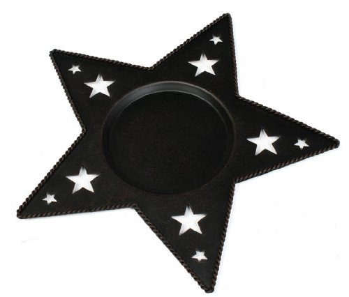 Star Candle Pan - 8-3/4