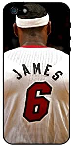 Miami Heat iPhone 5S - iPhone 5 Case v15. 3012mss