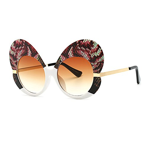 de lunettes Cat Frame soleil Eye C11 lunettes Butterfly Oversize femmes de Inlefen Mode soleil lunettes TPO5wwSq
