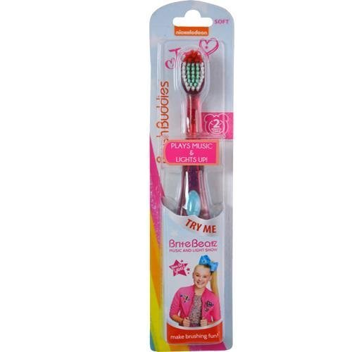 JoJo Siwa Brite Beatz Toothbrush Playing Music & Light Up