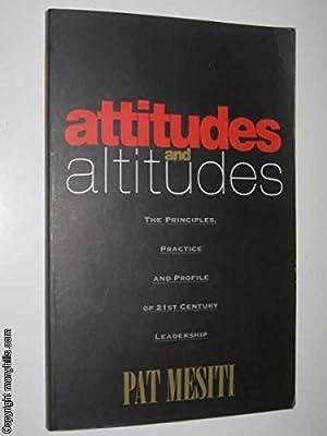 attitudes and altitudes