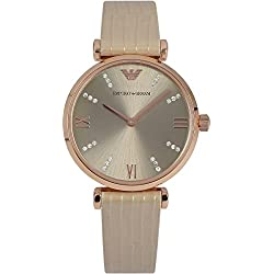 Watch Emporio Armani Gianni Ar1681 Women´s Grey
