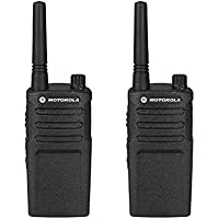RMM2050 2 Pack of Two-Way Business Radio by Motorola,Black