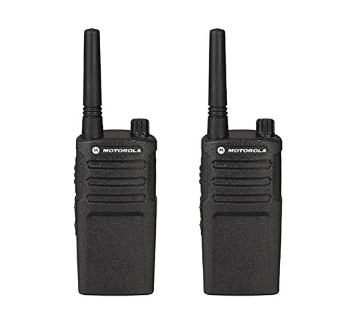 RMM2050 2 Pack of Two-Way Business Radio by Motorola by Motorola
