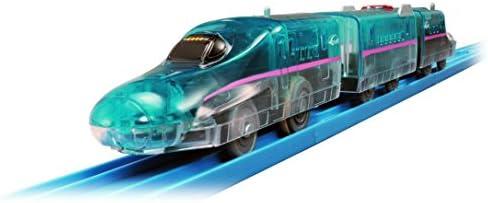 【プラレール】非売品 E5系新幹線はやぶさ(連結仕様) クリアグリーンバージョン