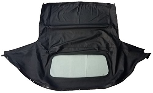 1989-2005 Mazda Miata Convertible Top w/Rear Tinted Glass (1 ()