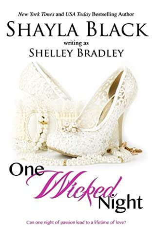 book cover of One Wicked Night