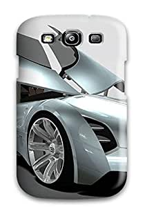 ZippyDoritEduard Case Cover For Galaxy S3 - Retailer Packaging Bugatti Cars Pictures Protective Case
