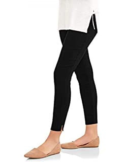 c7e3b28695ee TIME AND TRU Millennium Capri Pants at Amazon Women's Clothing store: